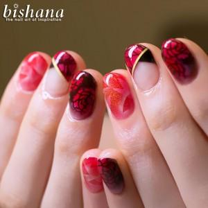 振袖紅桜1
