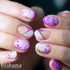 桜バイオレット2
