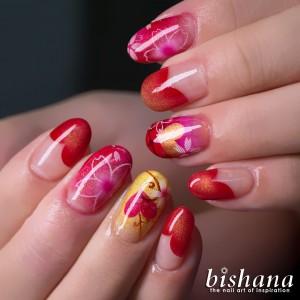 桜バレンタイン1