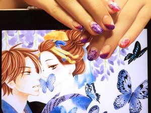 青桜オペラ画面