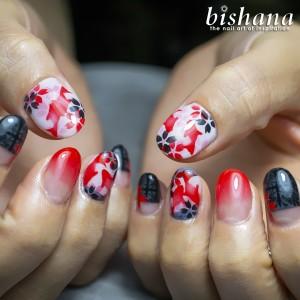 ゴシック☆金魚桜2