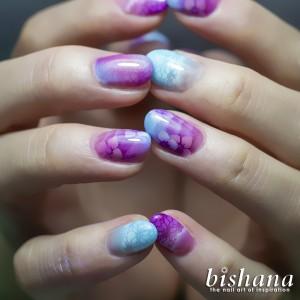 紫陽花レース